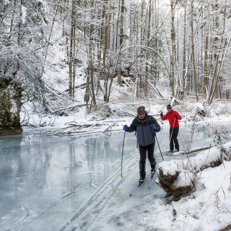 Navštívte Slovenský raj aj v zime a užite si krásy zamrznutej prírody